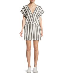 merce striped dress