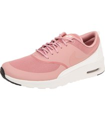 tenis lifestyle palo rosa nike wmns air max thea