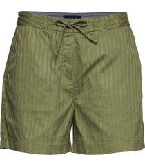 d2. pp drawcord shorts bermudashorts shorts groen gant