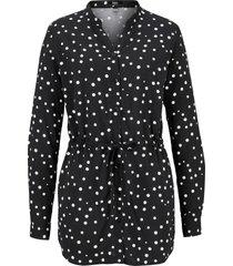 camicetta lunga (nero) - bpc bonprix collection
