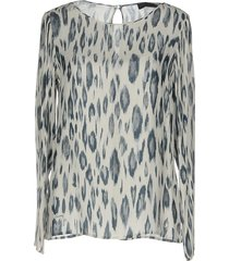 trussardi jeans blouses