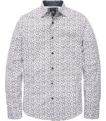 long sleeve shirt cf wrenchbury road bright white