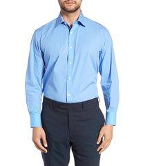 men's english laundry regular fit stretch solid dress shirt