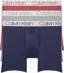 calvin klein men's 3-pk. boxer briefs