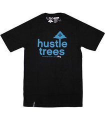 lrg rc hustle trees t-shirt black