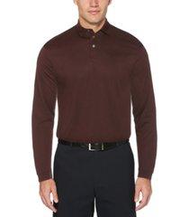 pga tour men's long-sleeve jersey shirt