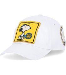 mc2 saint barth snoopy champ baseball cap