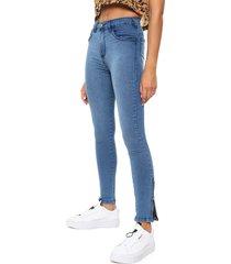 jean azul byh jeans emma