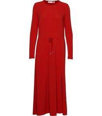 nabaiw dress jurk knielengte rood inwear
