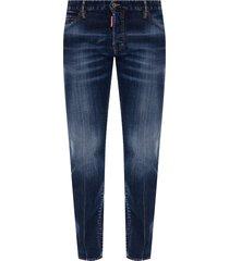 slim jean stonewashed jeans