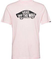 vans otw t-shirts short-sleeved rosa vans