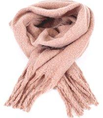 bufanda rayen rosa guinda