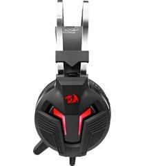 diadema gamer auricular memecoleous stereo redragon h112