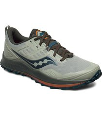 peregrine 10 shoes sport shoes running shoes grön saucony