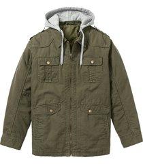 giacca con taglio confortevole (verde) - john baner jeanswear