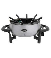 panela elétrica para fondue delight 1000w 220v - oster