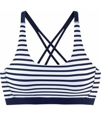 bikini lascana zomer badpak top
