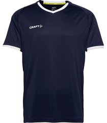 progress 2.0 solid jersey m t-shirts short-sleeved blå craft