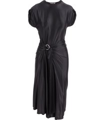 paco rabanne viscose dress