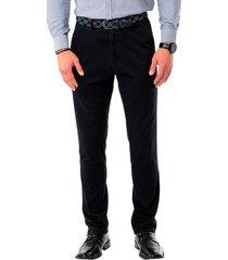 pantalón basico negro arrow