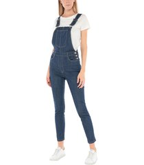 n.y.b.d. not your basic denim overalls