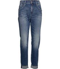 shirt boyfriend jeans blå replay