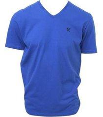 camiseta eleven básica decote v masculina - masculino