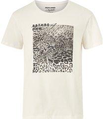 t-shirt jorleoskull tee ss crew neck
