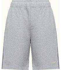 golden goose deluxe brand shorts hudson in cotone grigio