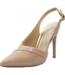 zapato nude ramarim stilettos