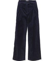 ludvine trousers vida byxor blå just female
