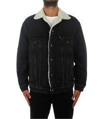 79129-0007 denim jacket