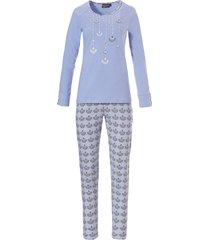 dames pyjama pastunette deluxe 25192-355-2-54
