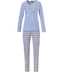 dames pyjama pastunette deluxe 25192-355-2-50