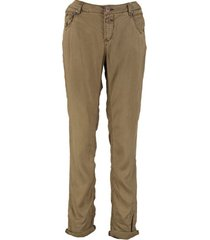 garcia soepele lyocell tapered broek low loose waist