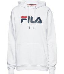 unisex classic pure hoody hoodie trui wit fila