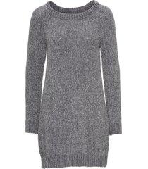 abito in maglia oversize (grigio) - rainbow