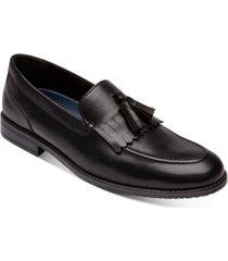 rockport men's style purpose 3 kiltie tassel loafers men's shoes
