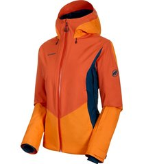 casanna hs thermo hooded jacket women