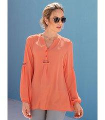 blouse amy vermont oranje