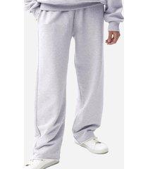 pantalon buzo talla extra grande gris uniforma
