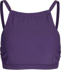 reggiseno bikini a bustier ad asciugatura rapida (viola) - bpc bonprix collection
