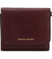 officine creative poche 5 trifold wallet - purple