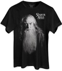 camiseta bandup! o senhor dos anéis gandalf