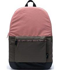 mochila daypack rosa herschel