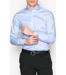 premium by jack & jones jjprparma shirt l/s noos skjortor blå
