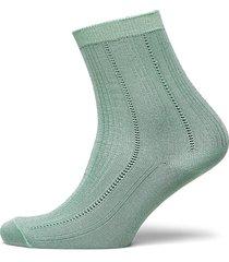 glitter drake sock lingerie socks regular socks grön becksöndergaard