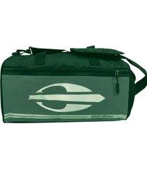 bolsa sacola de viagem em poliéster - mormaii verde