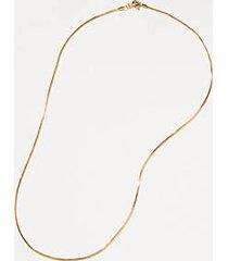 lou & grey box chain necklace