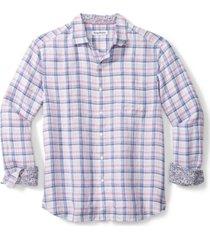 tommy bahama men's charming check shirt